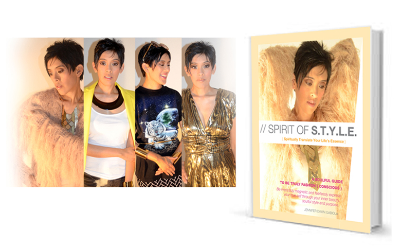 Spirit of Style Book Collage